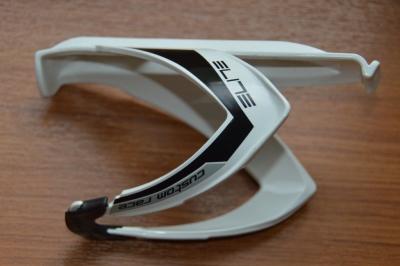košík Elite Custom Race bílý-černý kompozit nový