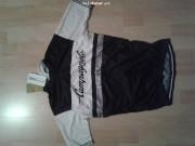Nový nenošený dres Campagnolo, vel.M, černobílý