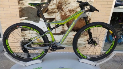 2018 CANNONDALE SCALPEL-SI TEAM