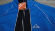 Zimní cyklistická bunda Polednik modrá
