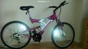 Prodám celoodpružené kolo