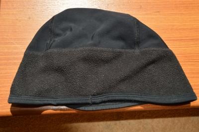 Cyklistická čepice Force pod přilbu zimní XL