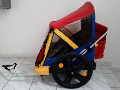 Prodám vozík za kolo značky Bellelli B-Taxi