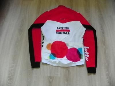 Prodám bundu Lotto Soudal
