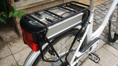 Městské elektrokolo Spirit s možností jízdy i bez šlapání