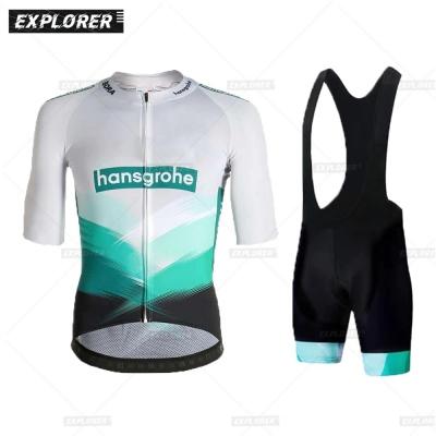 Nový cyklistický dres (komplet) Bora Hansgrohe