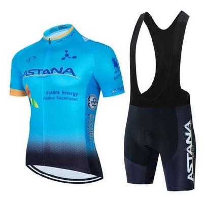 Nový cyklistický dres Deceuninck-Quick Step-modrý