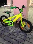 Prodám dětské jízdní kolo 16 Scott