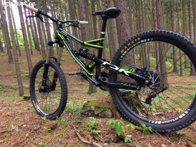 Specialized status fsr 1