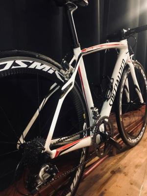 Specialized Roubaix SL4 Comp 2015