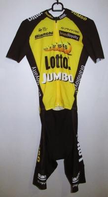 prodám nový aero suit LottoNL-Jumbo