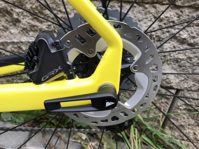 Nové špičkové závodní cyklokrosové kolo