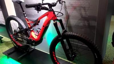 2018 Specialized Mens Turbo Levo FSR Expert Carbon 6 Fattie 29